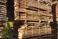 Sägerei- Kundenholz